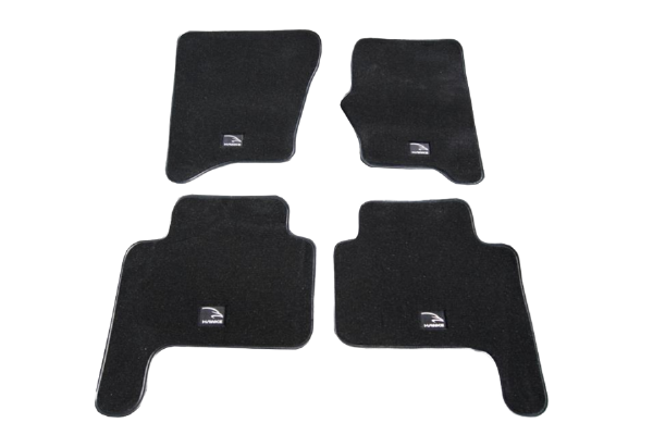 Land Rover Discovery Premium Quality HAWKE Carpet Mat Set